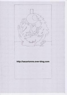 Bonjour à tous, Comment allez vous? aujourd'hui, je viens vous présenter une petite carte aux couleurs automnale avec ce modèle de kirigami de hibou au clair de lune. Une superbe découpe que j'ai trouvé sur internet et que j'ai adapté en kirigami pour...