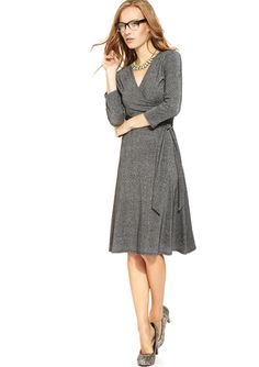 LEOTA Perfect Wrap Dress  http://www.roehampton-online.com/?ref=4231900