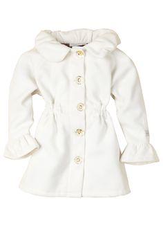 Sunday Rose Coat (Toddler & Little Girls)