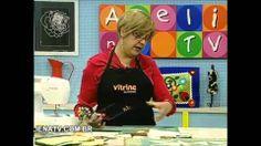 Patchwork com Ana Cosentino: Manta Catavento (Ateliê na Tv)