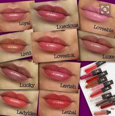 Younique lip stain!!get yours today!(link below) youniqueproducts.com/GabrielTamara
