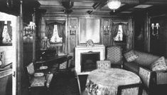 Bruce Ismay's Suite