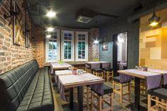 The Clock restaurant by Markan, Sofia – Bulgaria