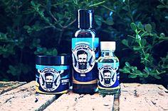Bushranger's Brew Australian beard oil, moustache wax, beard balm | PACKS