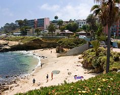 La Jolla- Great beaches, food, shopping and much more!