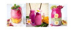 20 detox smoothie recipes for spring Smoothies Detox, Weight Loss Smoothies, Fruit Smoothies, Smoothie Recipes, Nutrition, Healthy Detox, Frozen Yogurt, Milkshake, Yummy Drinks