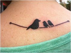 Bird tattoos symbolize freedom, harmony, togetherness & are wonderful to get them inscribed on body. Here are top 15 bird tattoo designs that are sure to overwhelm you