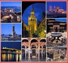 Andalusia is the most beautiful and historic region of Spain Andalusia, Art History, Notre Dame, Things To Do, Lovely Things, Most Beautiful, Places To Visit, Mansions, World