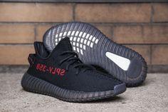 Adidas Yeezy Boost 350 V2 Cblack Red