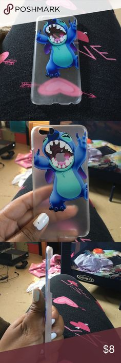 iPhone 6s phone case LILO and stitch phone case for iPhone 6 or 6s. Perfect fit Accessories Phone Cases