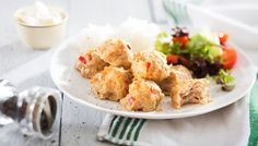 Mausteiset broileripyörykät - K-ruoka