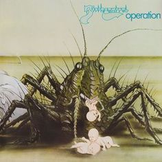 Birth Control - Operation: buy LP, Album, RE, Gat at Discogs Rock Album Covers, Best Rock, Birth, Stuff To Buy, Lp Album, Musica, Being A Mom