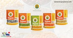 Buy Organic Pulses Online - Kiraanastore  #Organic #Pulses #Products Online at Best Quality & Price in Delhi-NCR. Get Free Shipping, Pay COD, Fast Delivery. Buy Now!