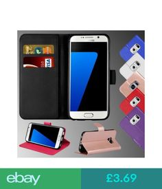 Mobile & Smart Phones Flip Wallet Pu Leather Phone Case Cover For Samsung Galaxy Note 4 #ebay #Electronics