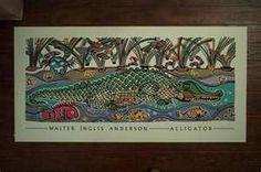 Walter Anderson -- Mississippi art