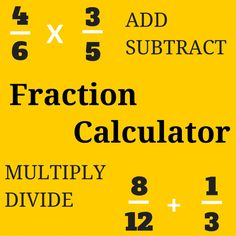 Do your students need help with fractions? This free online tool is great for education in and out of the classroom!
