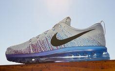 Nike Air Max Flyknit: Court Purple