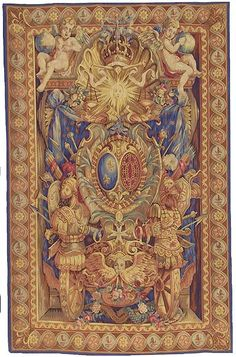 Aubusson Tapestry #CL-76