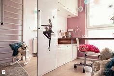 Pokój Oliwki - zdjęcie od Doriz Pragmatic Design - Pokój dziecka - Styl Nowoczesny - Doriz Pragmatic Design