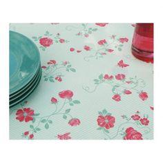 Rose Verte impregnált terítő Coding, Plates, Rose, Tableware, Pink, Licence Plates, Plate, Dinnerware, Griddles