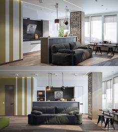 Home Designing presents some Scandinavian Living Room Designs and Inspirations!Home Designing presents somo Scandinavian Living Room Designs and Inspirations! Scandinavian Design Living Room, House Design, Scandinavian Living, Room Design, Living Room Scandinavian, Open Plan Living Room, Home, Living Room Designs, Farmhouse Decor Living Room