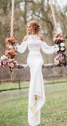 wedding dress hochzeit im winter kleidung 15 beste Outfits
