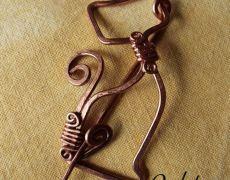 Brosa pisicuta Washer Necklace, Jewelry, Fashion, Moda, Jewlery, Bijoux, La Mode, Jewerly, Fasion