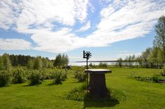 Scandi Home: Summer at the Arctic Circle + A Recipe for Coconut...