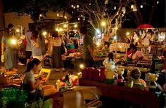 Cicada night market, Hua Hin, Thailand