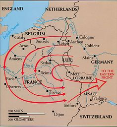 85 best blueprint for armageddon images on pinterest history this map represents the exact plan created by alfred von schlieffen known as the schlieffen plan malvernweather Images