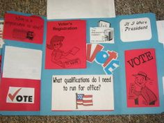 Election lapbook