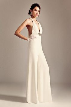 Temperley, Iris. For a modern bride.