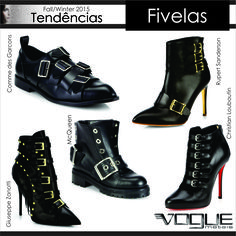 Fall/Winter 2015 - Fivelas