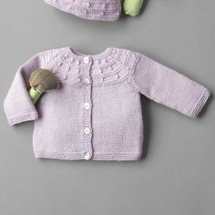 Jacket Pattern, New Baby Products, Sweaters, Jackets, Diy, Fashion, Tejidos, Knitting Baby Girl, Layette