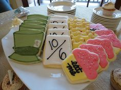 Alice in Wonderland cookies =]