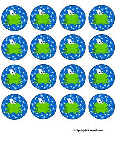 free printable baby shower round labels with Frog Baby Shower Labels, Baby Shower Printables, Free Printables, Frog Baby Showers, Baby Shower Parties, Frog Theme, Round Labels, Bottle Cap Images, Frog And Toad