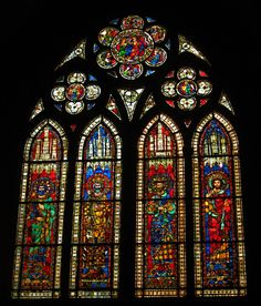 Stained Glass Windows Cathedrals Amp Churches