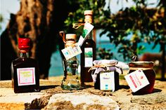 Bio products from Greece, a delicious & perfect gift idea