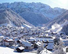 Val Gardena, Alto Adige/Sud Tirol, Alps, Italy.