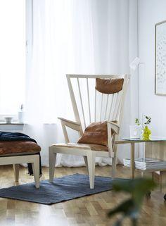 Besök Norrgavels sida för inspiration och inredning för vardagsrum. Ta del av våra tips för en mysig och trevlig tillvaro.