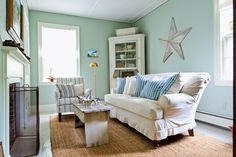 """Fill your home with classic New England warmth with help from our April 2014 feature, """"Find Your Maine Style."""" Photo by Kindra Clineff."""