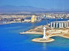 Port Sudan Harbour  ميناء بورتسودان  http://www.panoramio.com/m/photo/66397954   #sudan #portsudan #harbour #harbor