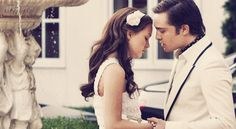 Couple : Blair & Chuck. Série : Gossip Girl.