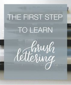 Lettering With Crayola Markers – Lyss Tyler Letters Lettering Brush, Creative Lettering, Lettering Styles, Script Lettering, Creative Writing, Crayola Calligraphy, How To Write Calligraphy, Calligraphy Letters, Modern Calligraphy