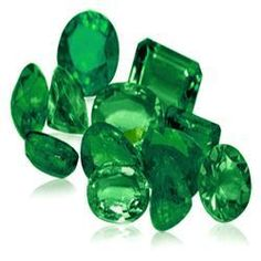 images of green gemstones | ... rich grass-green coloring that's often kissed with a touch of blue