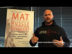 "IFFB Ben Pakulski discusses the benefits of Muscle Activation Techniques™, saying he's ""the best I've felt in my life!"""