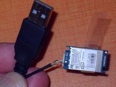 Picture of Rescue a Bluetooth from laptop