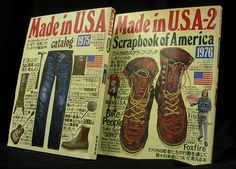 Made in USA catalogs