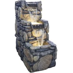 Y95426-Bond Y95426 Glendale Fountain (Y95426) -Residential Stores, Residential Supply Warehouse, Home decor, Indoor and Outdoor Accessories