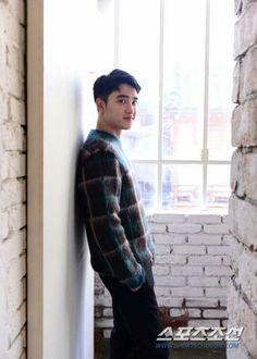 Do kyungsoo - Pure love movie interview